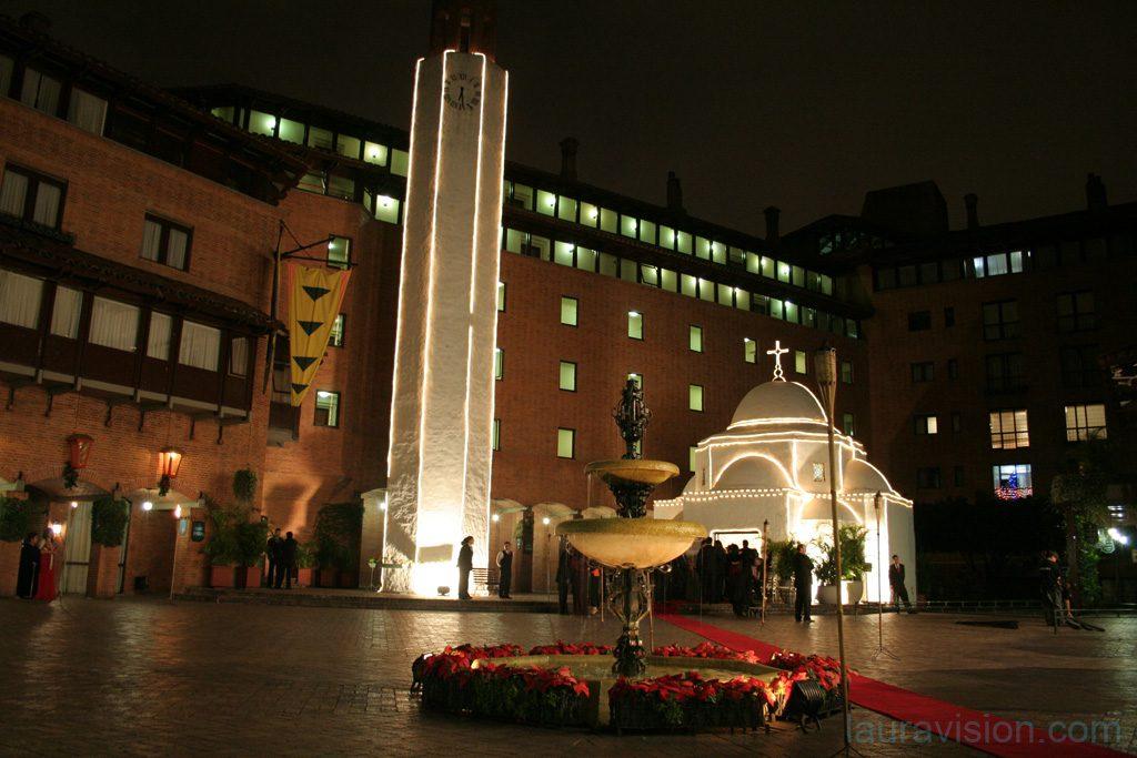 Iglesias para bodas en Bogotá