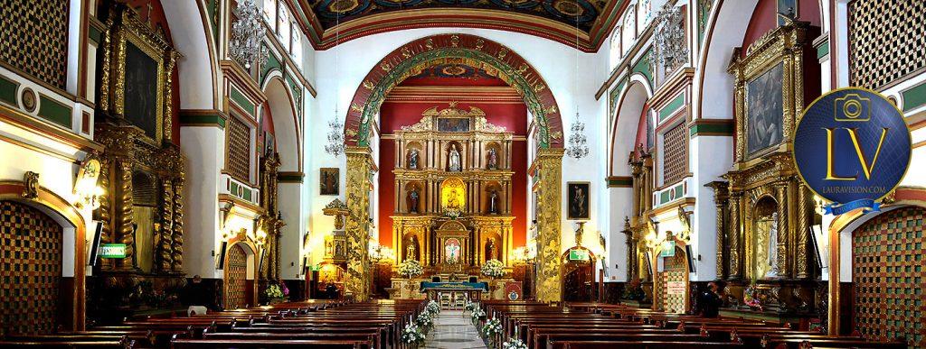 Iglesia San Alfonso María de Ligorio