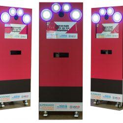 Alquiler de fotocabinas en Cartagena para congresos