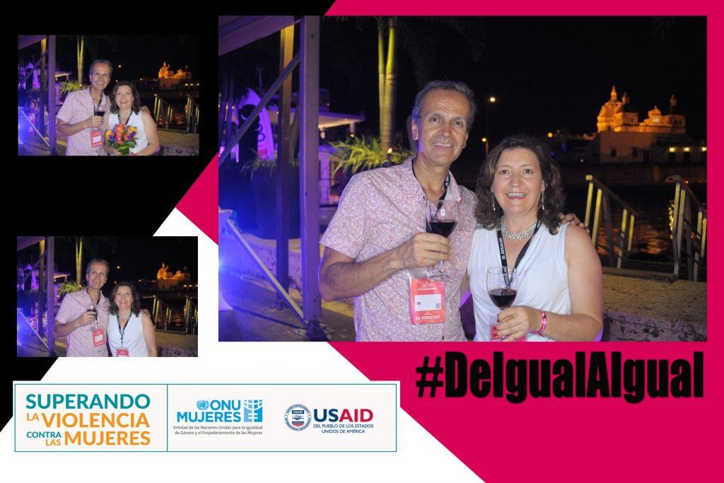 Alquiler de cabinas de fotos para congresos en Cartagena