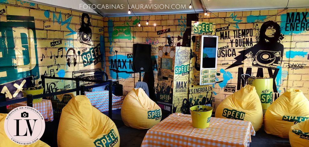 Alquiler foto cabinas Bogotá