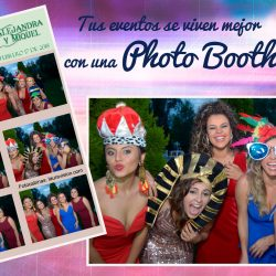 Alquiler de cabinas fotográficas para eventos en Bogotá