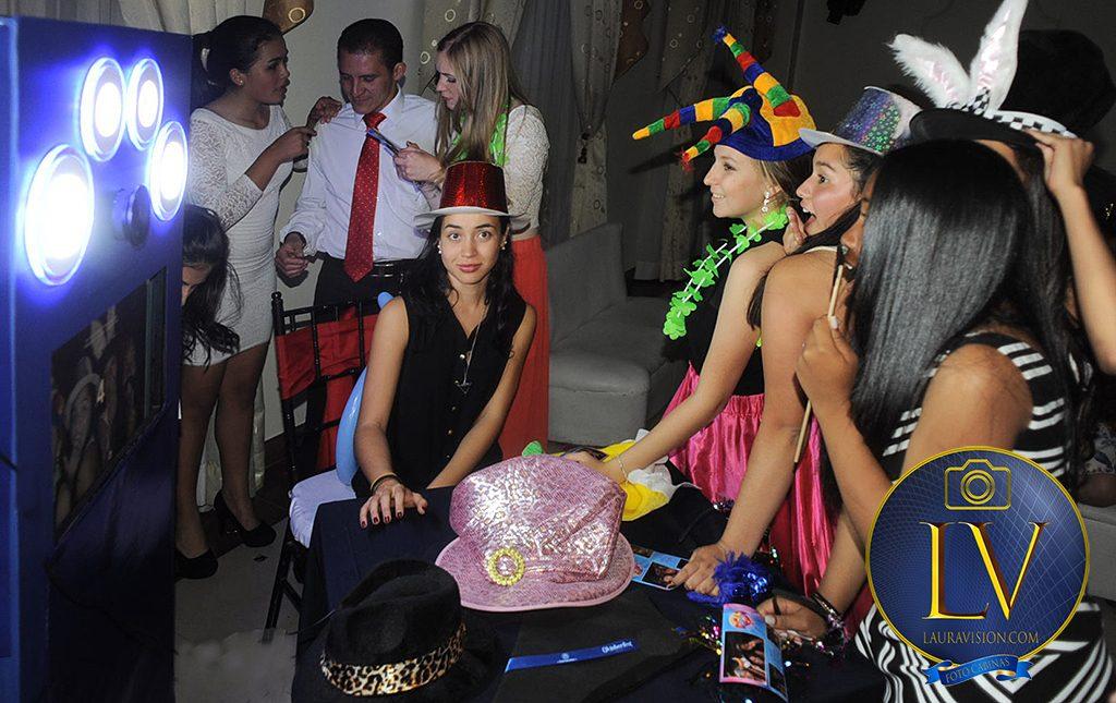 Photobooths para el Prom del Divino Salvador