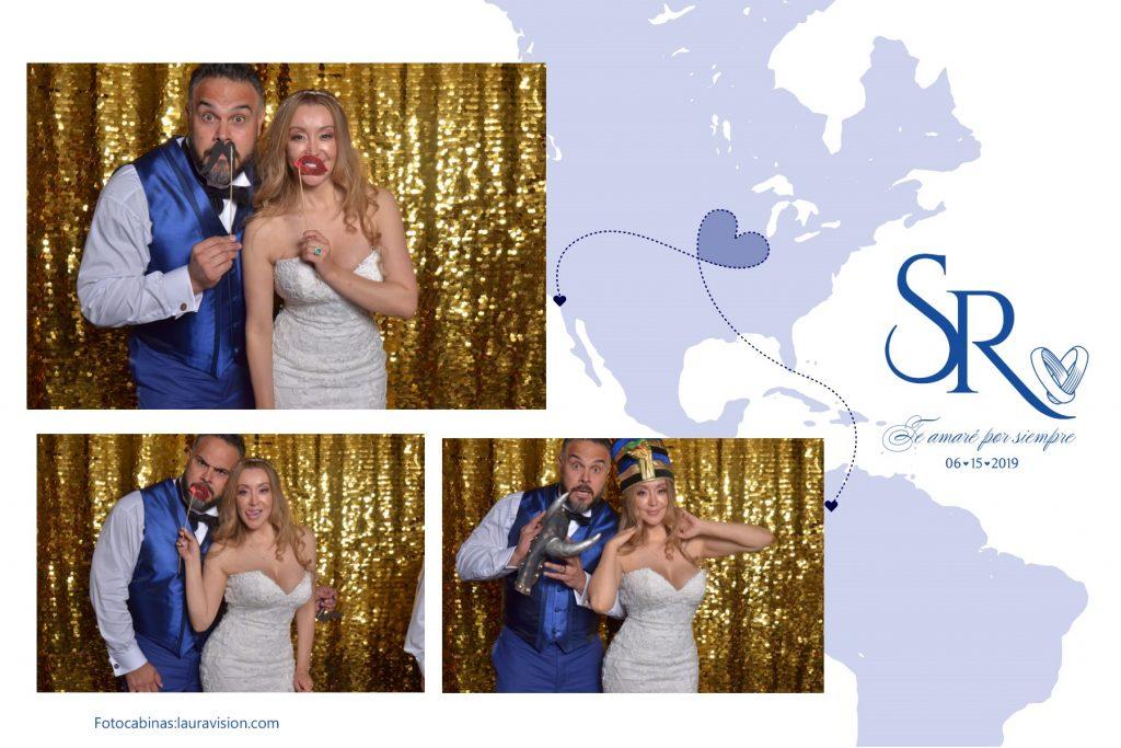 Cabinas de fotos para bodas